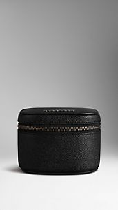 London Leather Travel Ziparound Pouch