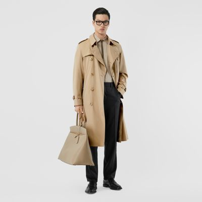mens burberry trench coats