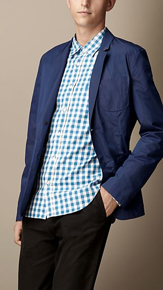 Lightweight Technical Blazer