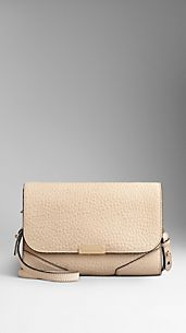 Small Heritage Nubuck Crossbody Bag