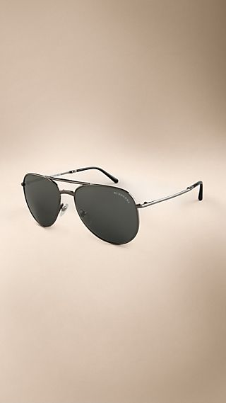 Brit Rhythm Foldable Aviator Sunglasses
