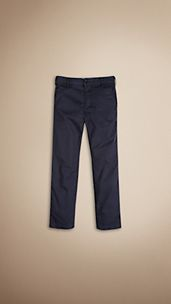 Cotton Twill Chinos