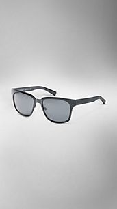 Splash Sunglasses in a Metallic Finish