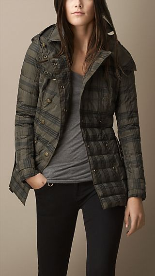 Heritage Down-Filled Puffer Jacket