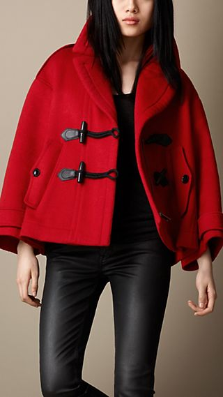 Swing Duffle Coat