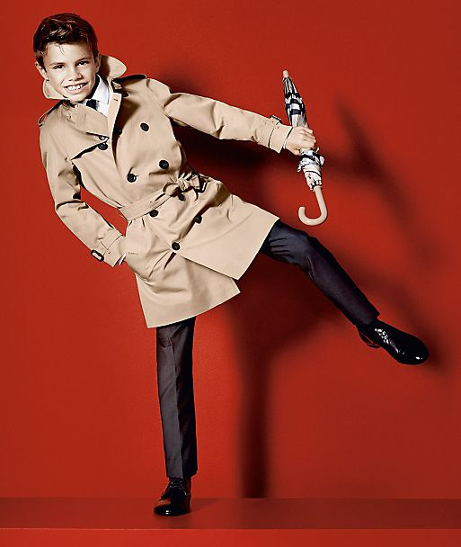 SHOP CHILDREN'S TRENCH COATS