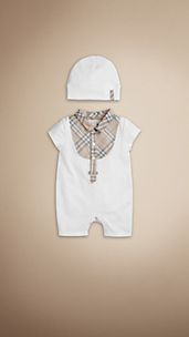 Baby Playsuit Gift Set