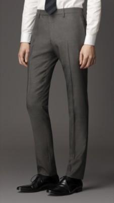 裤子裁剪结构图