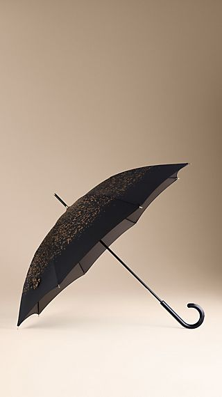 Animal Print Walking Umbrella