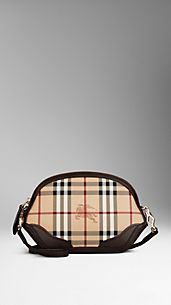 Bolso Mini Orchard de checks Haymarket