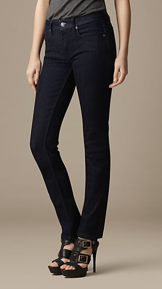 Earlham Indigo Straight Fit Jeans