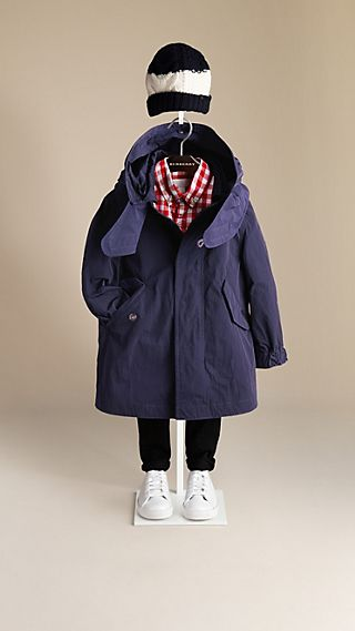 Technical Naval Parka