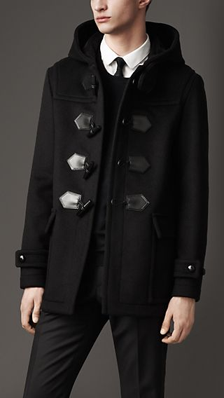 Seam Detail Duffle Coat