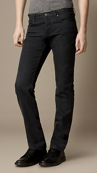 Steadman Sulphur Dyed Slim Fit Jeans