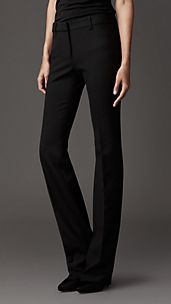 MINIMAL TAILORED TROUSERS