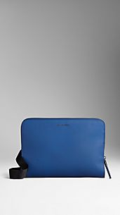 Colour Coated London Leather Document Holder