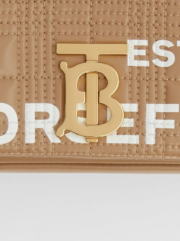 Small Horseferry Print Quilted Lola Bag - Women | Burberry United Kingdom - cell image 1