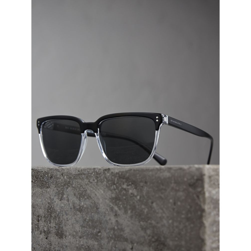 黑色 方框太阳眼镜 产品图片21