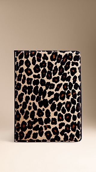Spotted Animal Print iPad Mini Case
