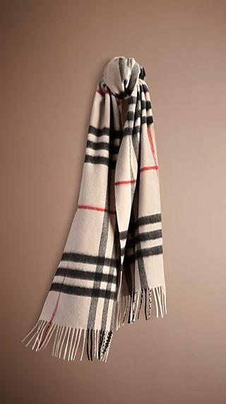 Heritage-Schal aus Kaschmir mit Check-Muster