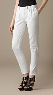 Skinny Fit Jet Pocket Trousers