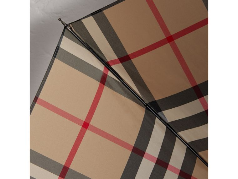 Stockschirm mit Giant Exploded Check-Muster (In Camelfarben) | Burberry - cell image 2