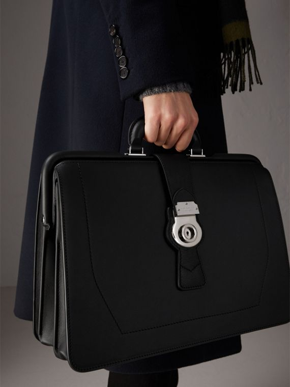 The DK88 Doctor's Bag in Black - Men | Burberry United Kingdom - cell image 2