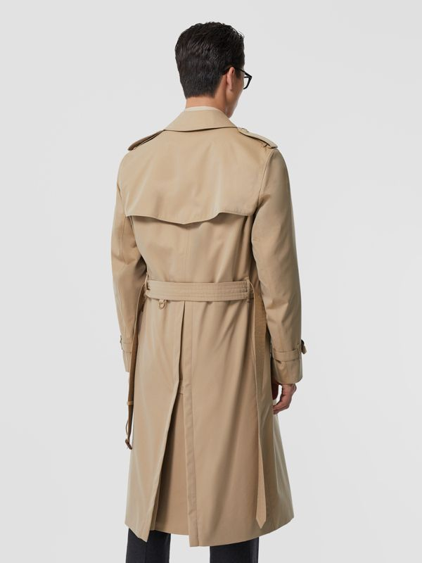 The Chelsea - Trench coat Heritage longo (Mel) - Homens | Burberry - cell image 2