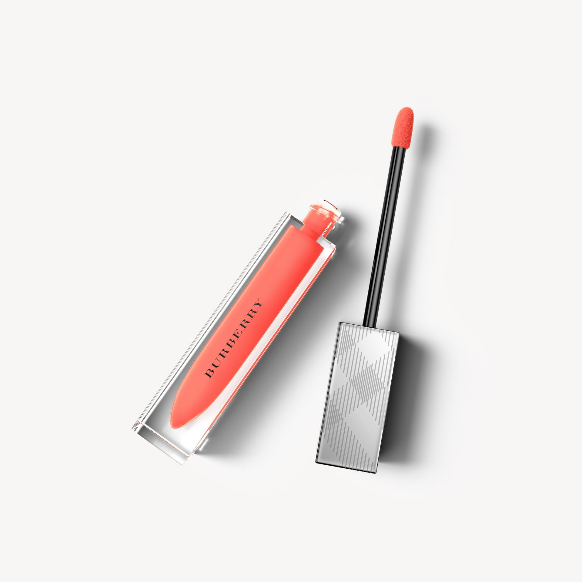 Tangerine no.77 Burberry Kisses Gloss - Tangerine No.77 - gallery image 1
