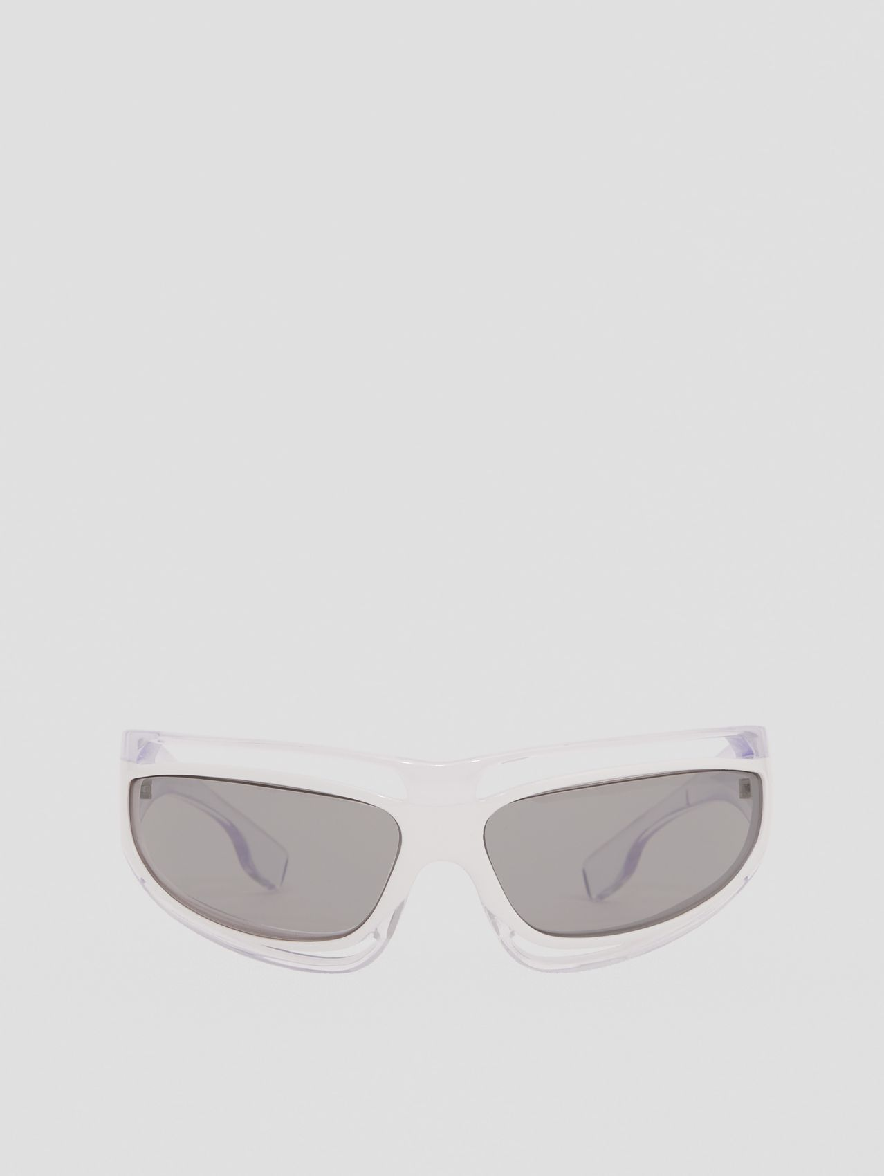Eliot Sunglasses in White