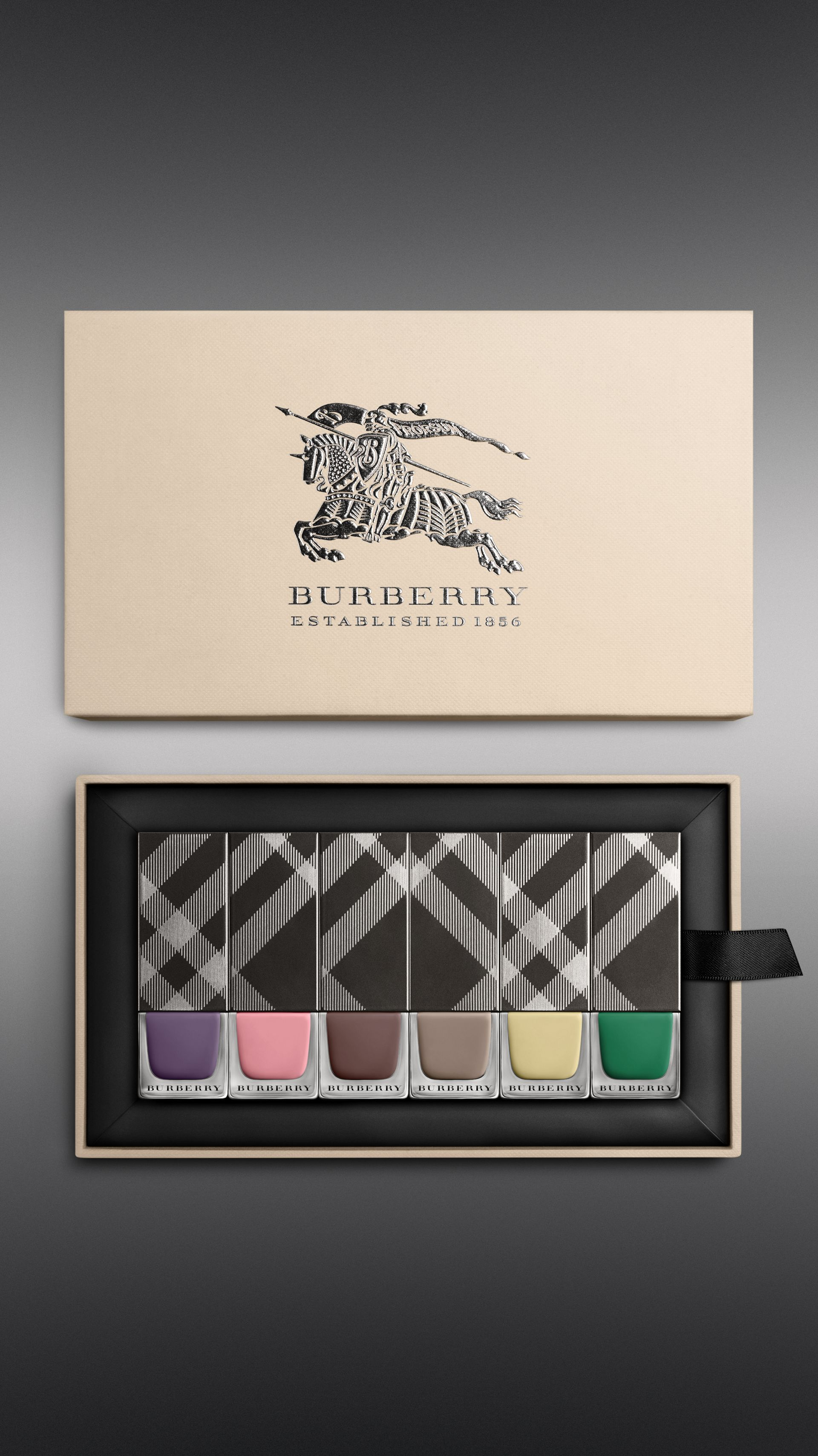 Runway Nail Collection in Six Colour Set - Women | Burberry United States - gallery image 0