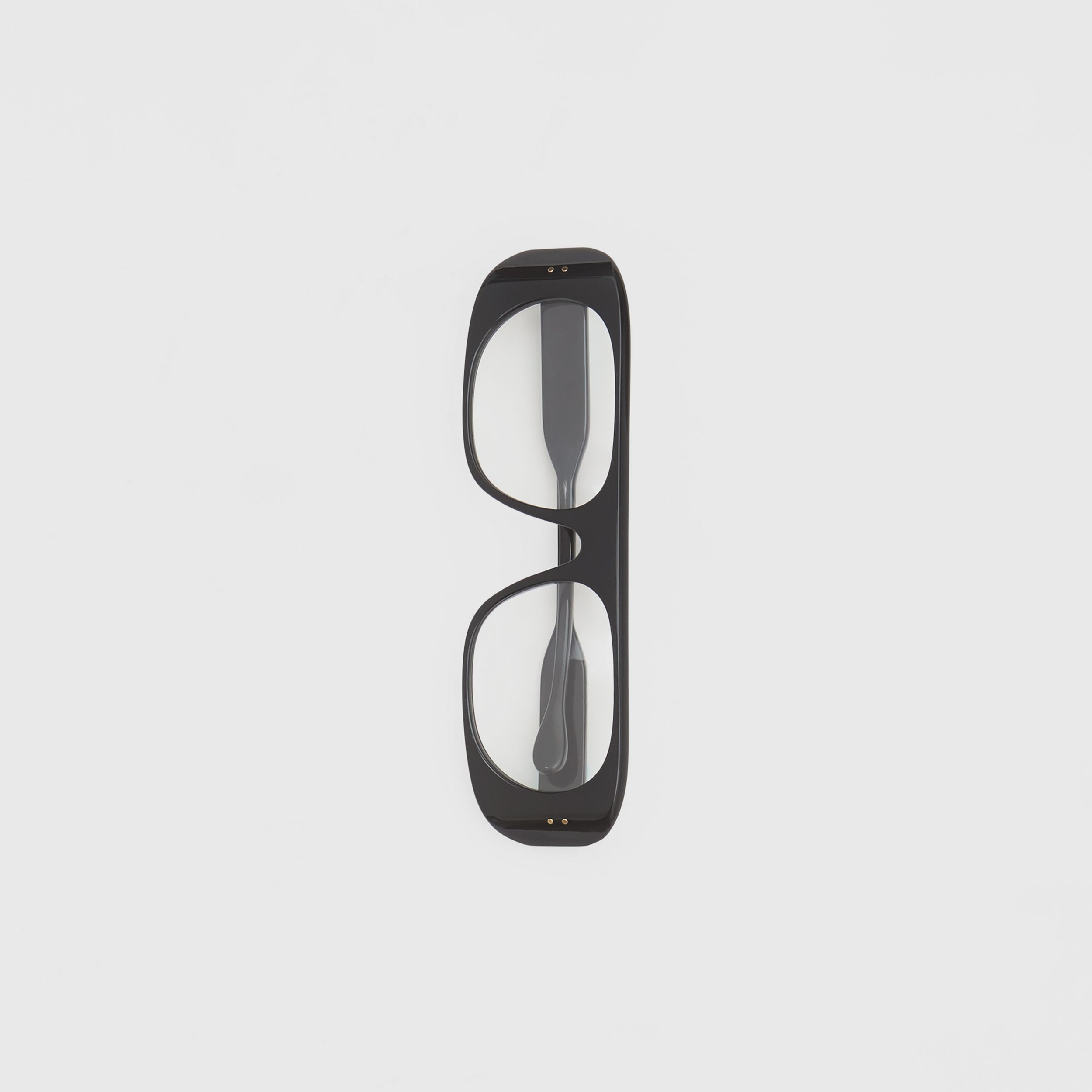 Blake Frames in Black | Burberry - 4