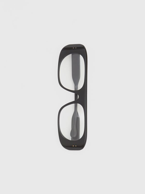 Blake Frames in Black | Burberry - cell image 3
