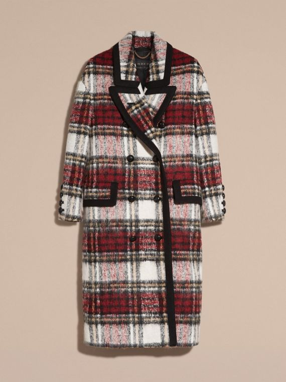 Elderberry The Check Coat - cell image 3