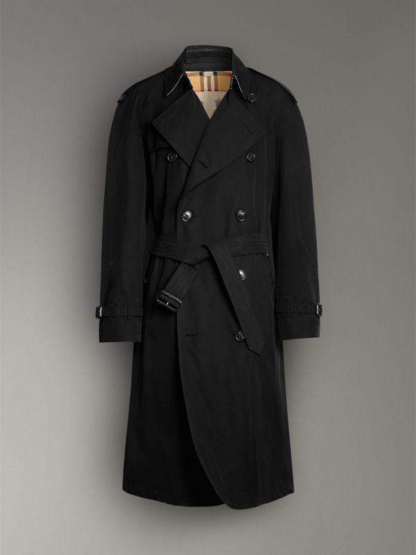 The Westminster Heritage Trench Coat in Black - Men   Burberry - cell image 3