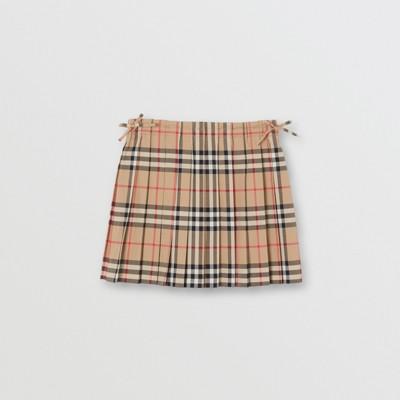 online store 119b5 450ce Pantaloni e gonne bambina | Burberry