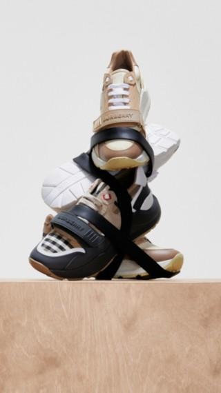 Sneaker voluminose