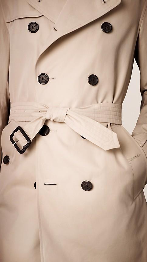 Miel The Kensington – Trench-coat mi-long Heritage - Image 4