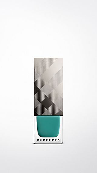 Nail Polish – Aqua Green No.418