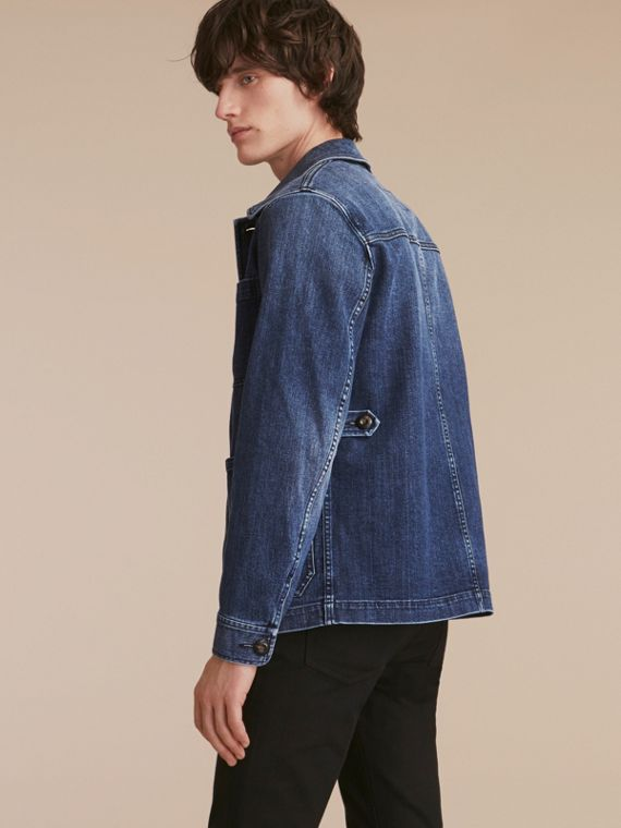 Denim Workwear Jacket - cell image 2