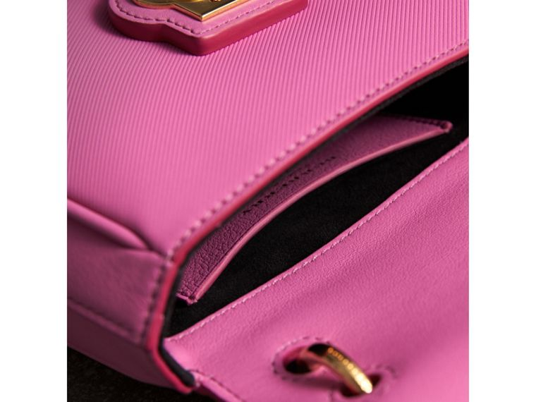 The Mini DK88 Top Handle Bag in Rose Pink - Women | Burberry United Kingdom - cell image 4