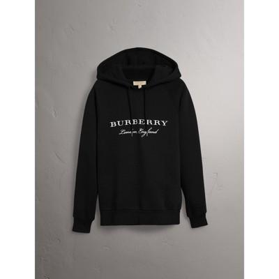 Burberry hoody