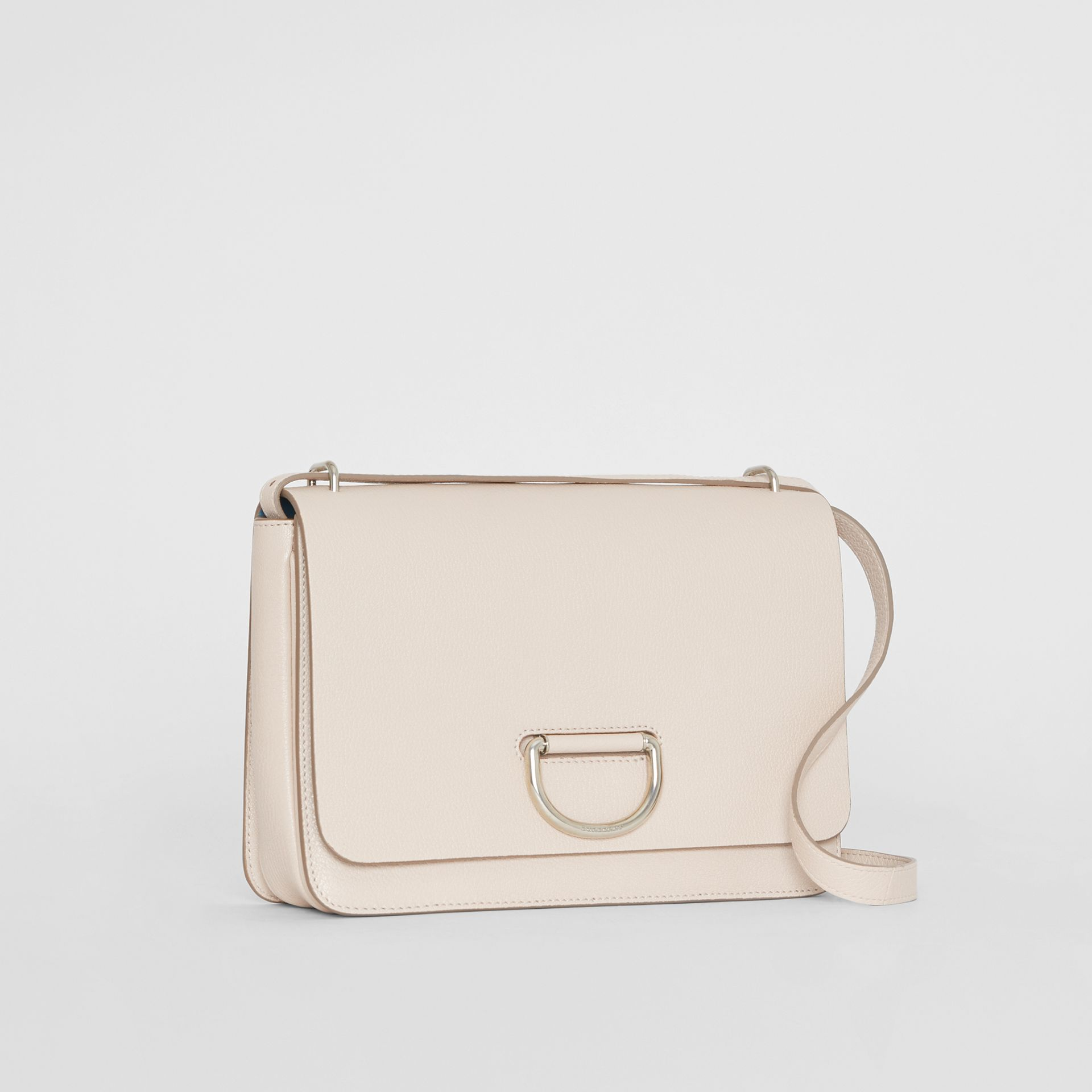 Sac The D-ring moyen en cuir (Stone) - Femme | Burberry - photo de la galerie 6