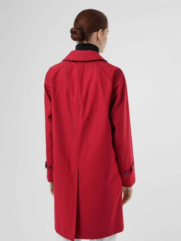 The Camden Car Coat (Rosso Parata) - Donna | Burberry - cell image 2