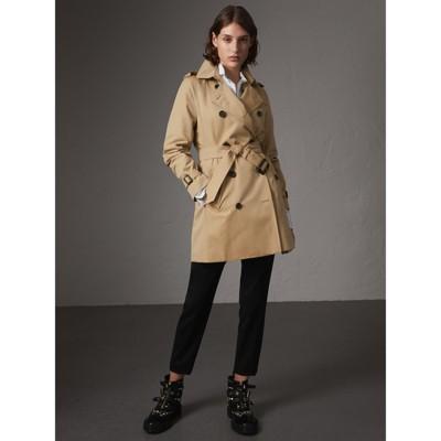 Women burberry trench coat