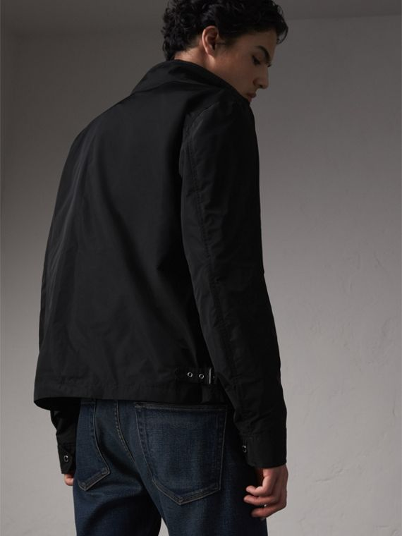 Lightweight Technical Jacket in Black - Men | Burberry - cell image 2