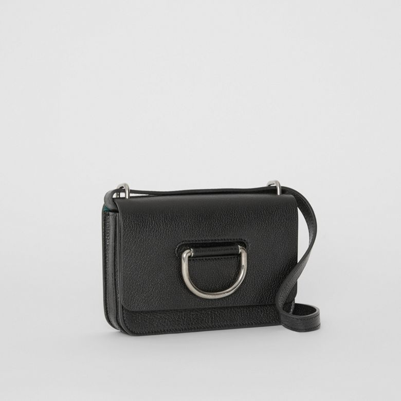 Burberry - Mini sac TheD-ring en cuir - 7