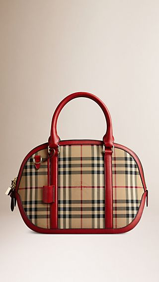 Petit sac The Orchard en Horseferry Check sartorial