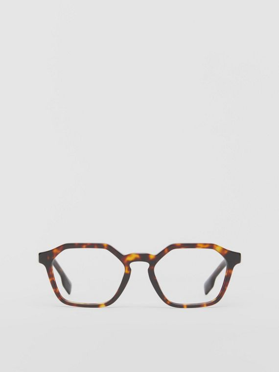 Geometric Optical Frames in Tortoiseshell