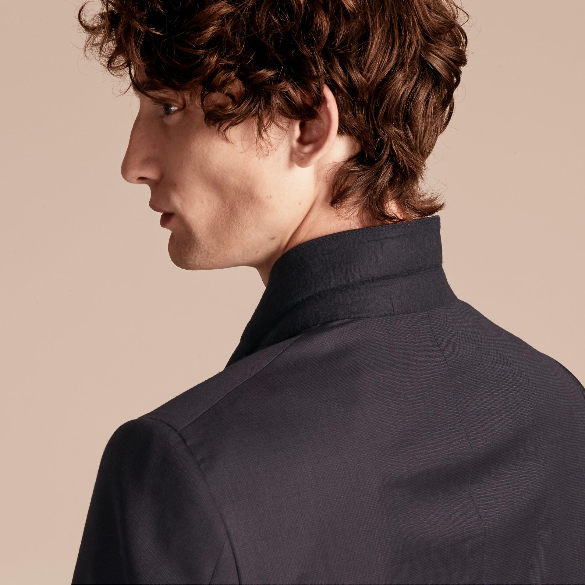 Slim Fit Travel Tailoring Wool Suit - gallery image 7